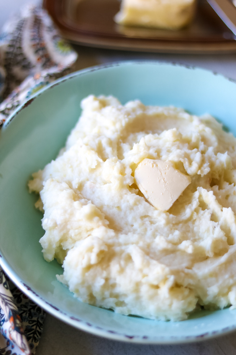 Making Mashed Potatoes  How to Make Perfect Mashed Potatoes Everything You Need