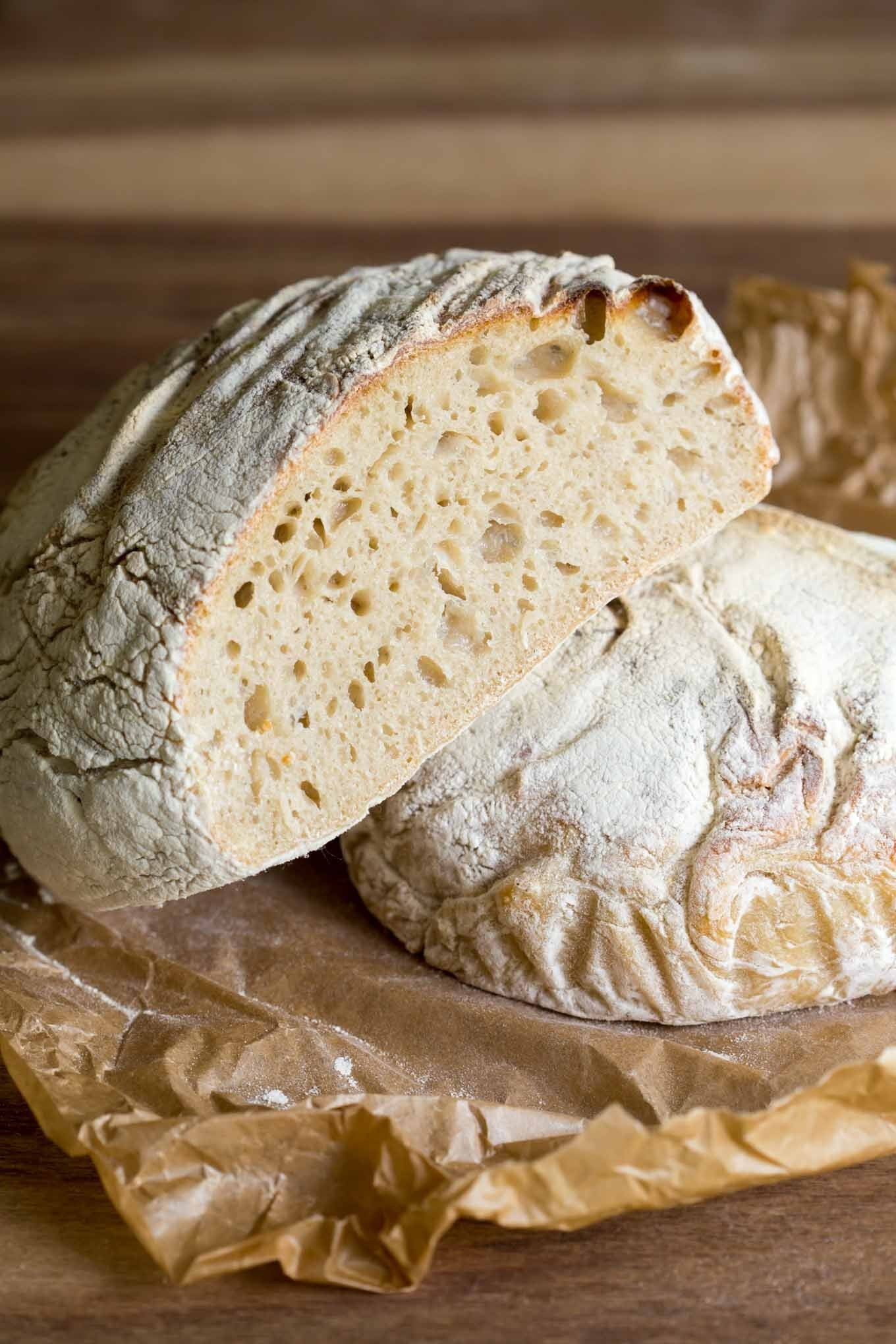 Making Sourdough Bread  HOW TO MAKE SOURDOUGH BREAD
