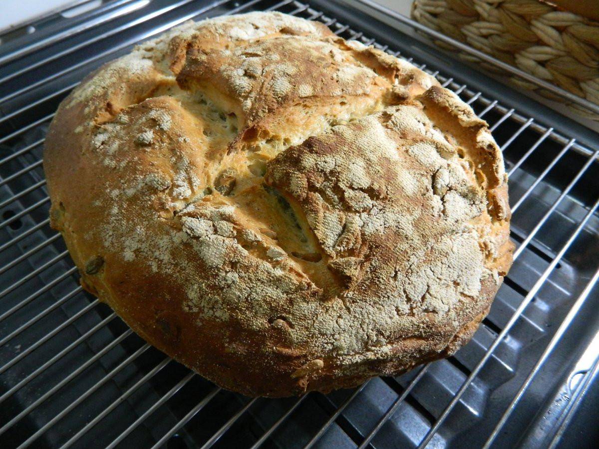 Making Sourdough Bread  Homemade Sourdough Bread recipe – Blender & Basil