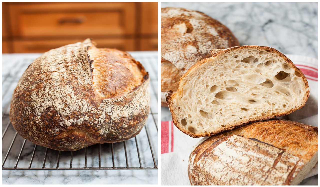 Making Sourdough Bread  How To Make Sourdough Bread By Your Self