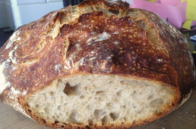 Making Sourdough Bread  Homemade sourdough is food for body and soul TreeHugger