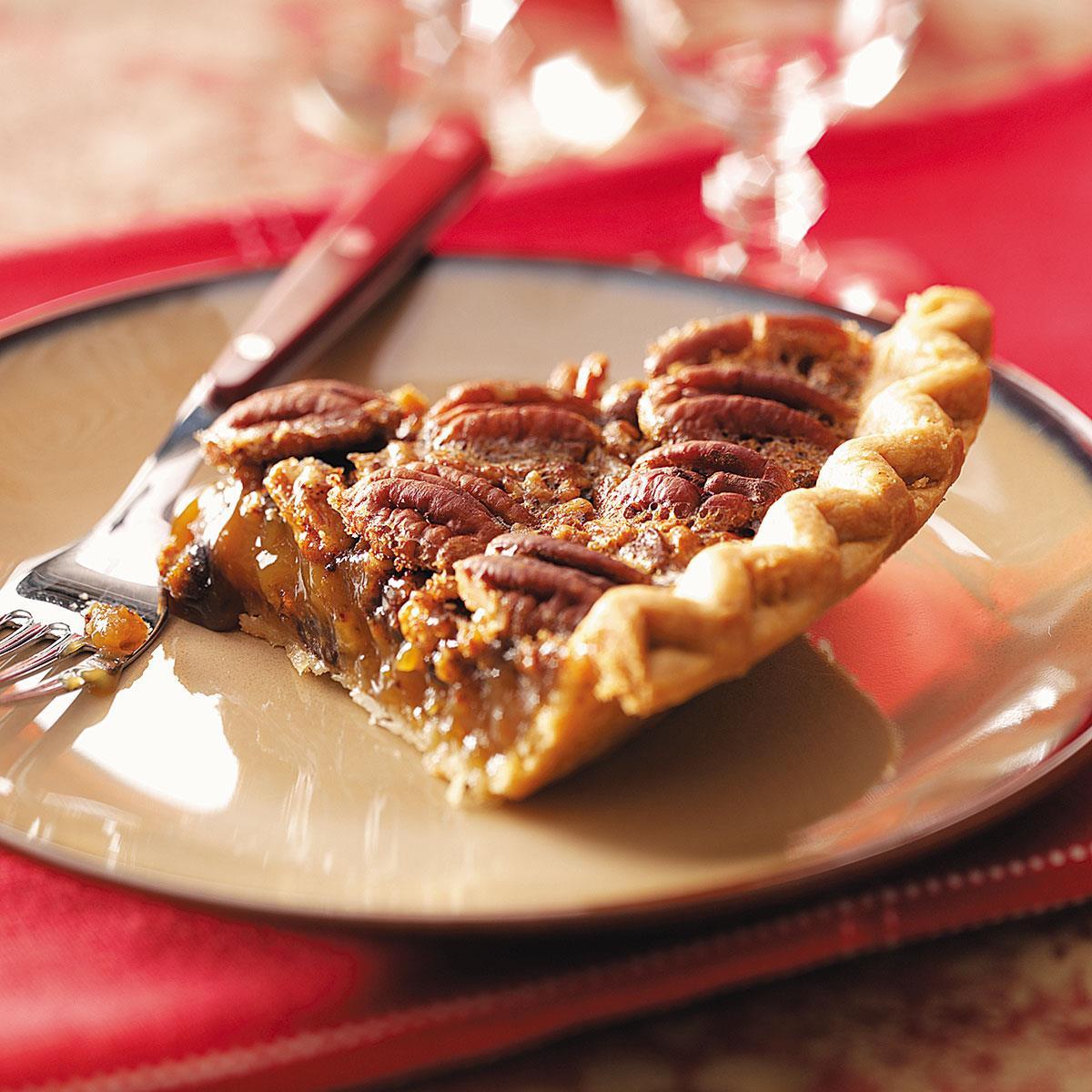 M&Ms Pecan Pie  Mayan Chocolate Pecan Pie Recipe