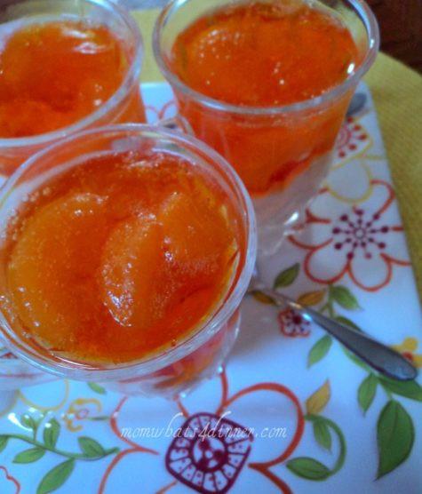 Mandarin Orange Jello Dessert  Mandarin Orange Jello Dessert