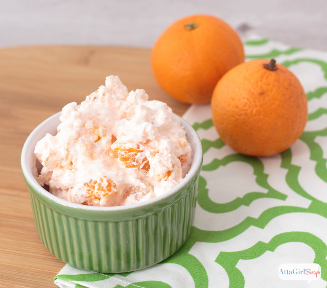 Mandarin Orange Jello Dessert  Mandarin Orange Salad is the Perfect All Season Dessert