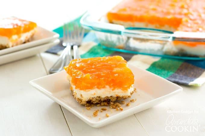 Mandarin Orange Jello Dessert  Mandarin Orange Jello Salad a perfect dreamsicle dessert