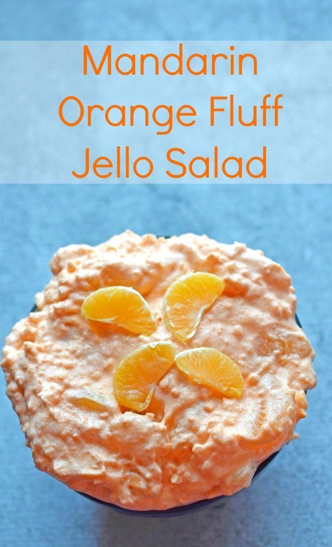 Mandarin Orange Jello Dessert  100 Jello Recipes on Pinterest