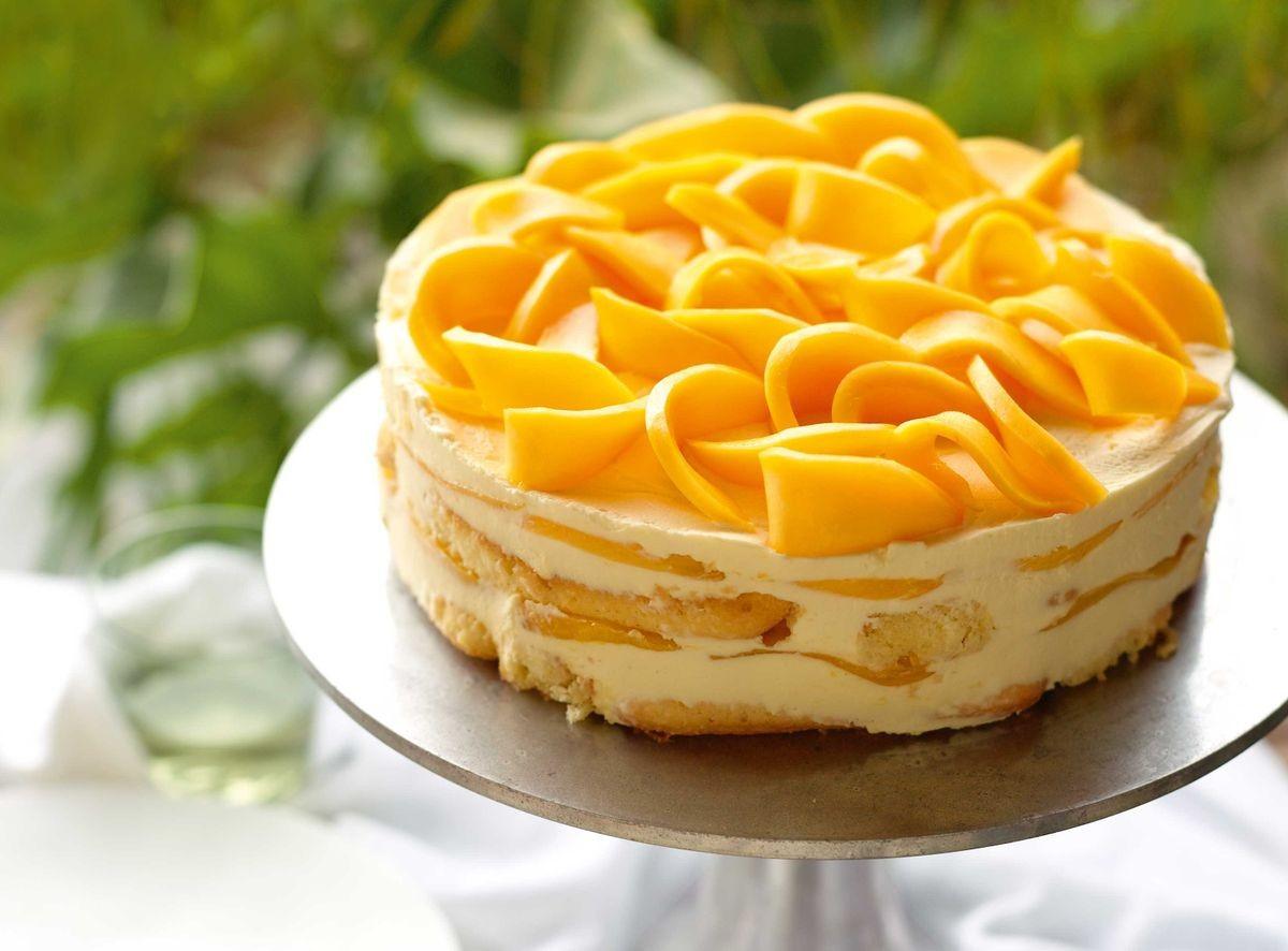 Mango Mango Dessert  Mangomisu Recipes delicious