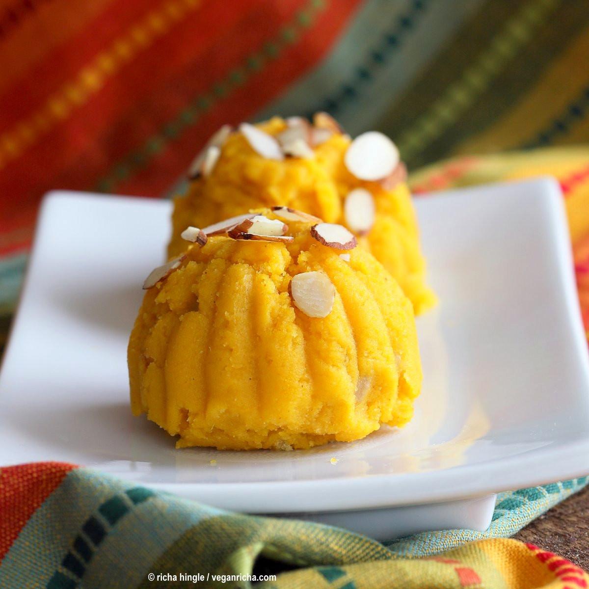 Mango Mango Dessert  Mango Sheera Recipe Mango Semolina Pudding Kesari