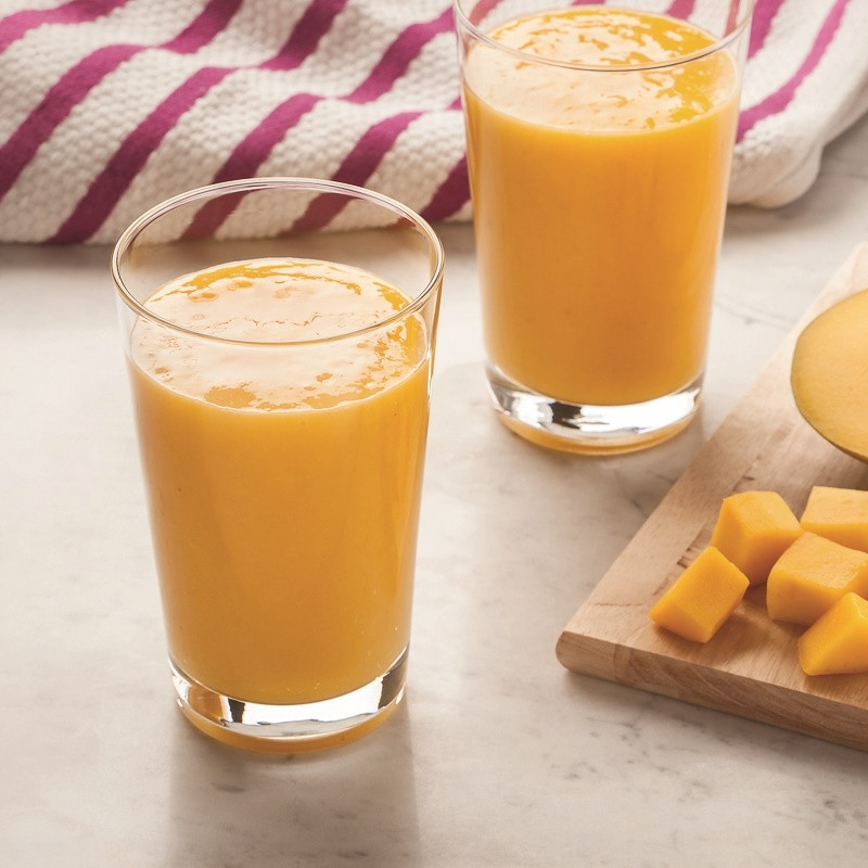 Mango Smoothie Recipes  Coconut Mango Smoothie Recipe Dairy Free