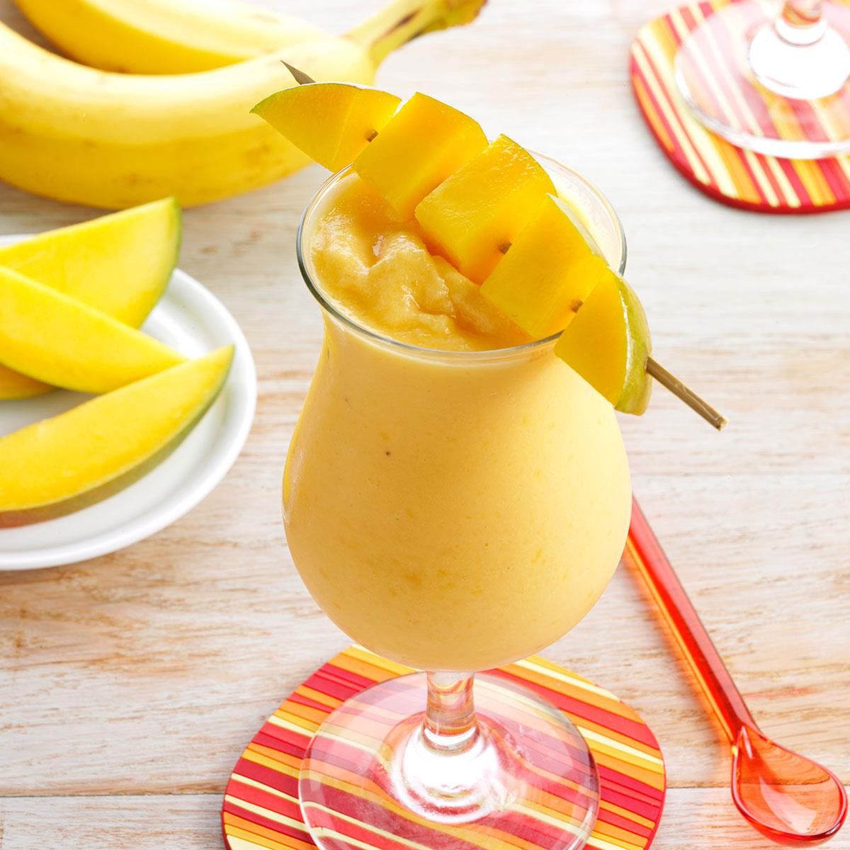Mango Smoothie Recipes  Mango Smoothies Recipe