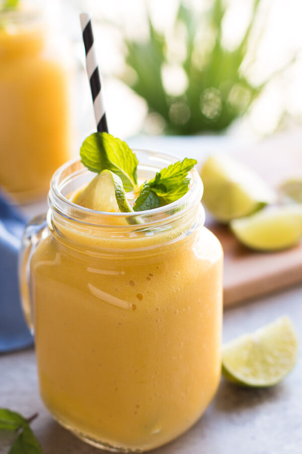 Mango Smoothie Recipes  Banana Mango Smoothie Fruit Without Yogurt