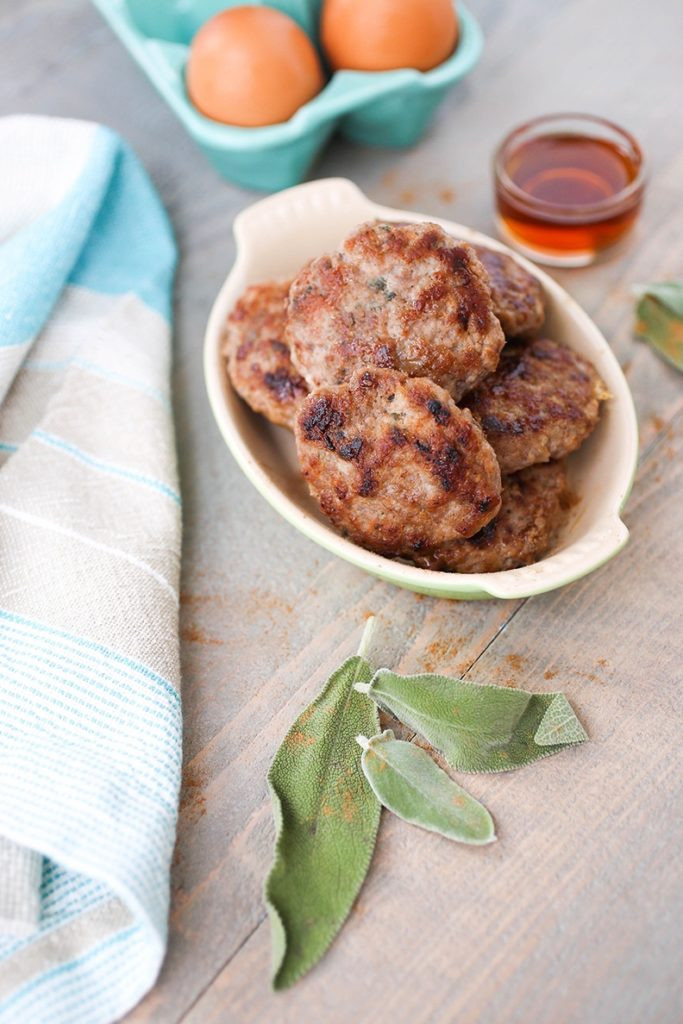 Maple Breakfast Sausage Recipe  19 Amazing Paleo Breakfast Recipes Primal Palate