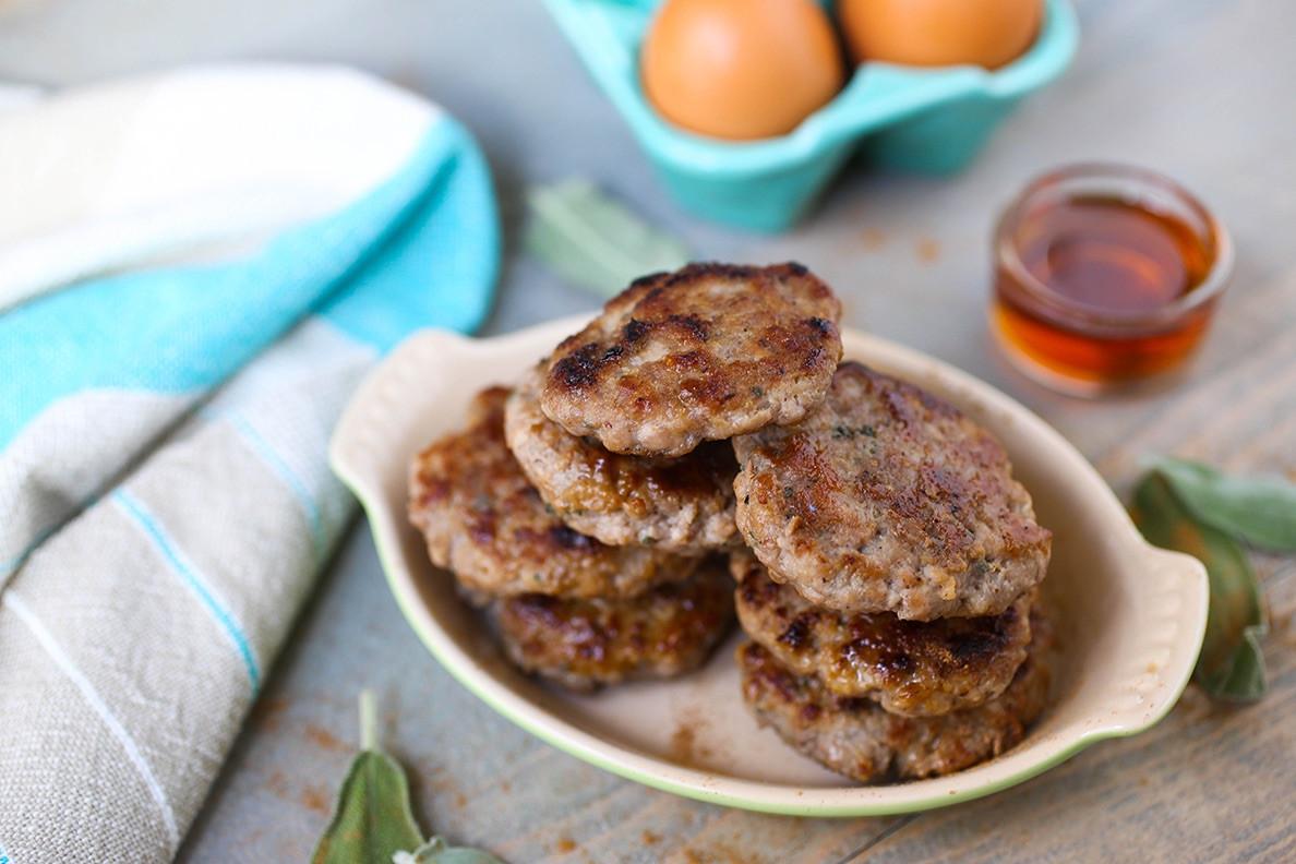 Maple Breakfast Sausage Recipe  Maple Breakfast Sausage