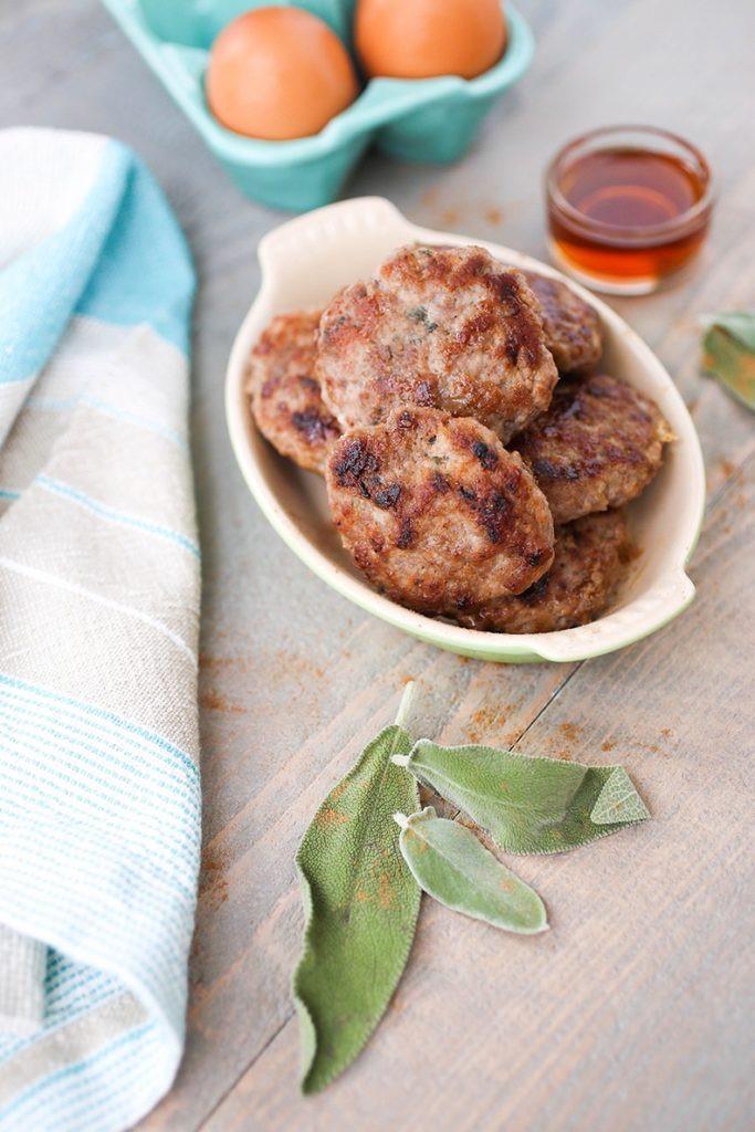 Maple Breakfast Sausage Recipes  19 Amazing Paleo Breakfast Recipes Primal Palate