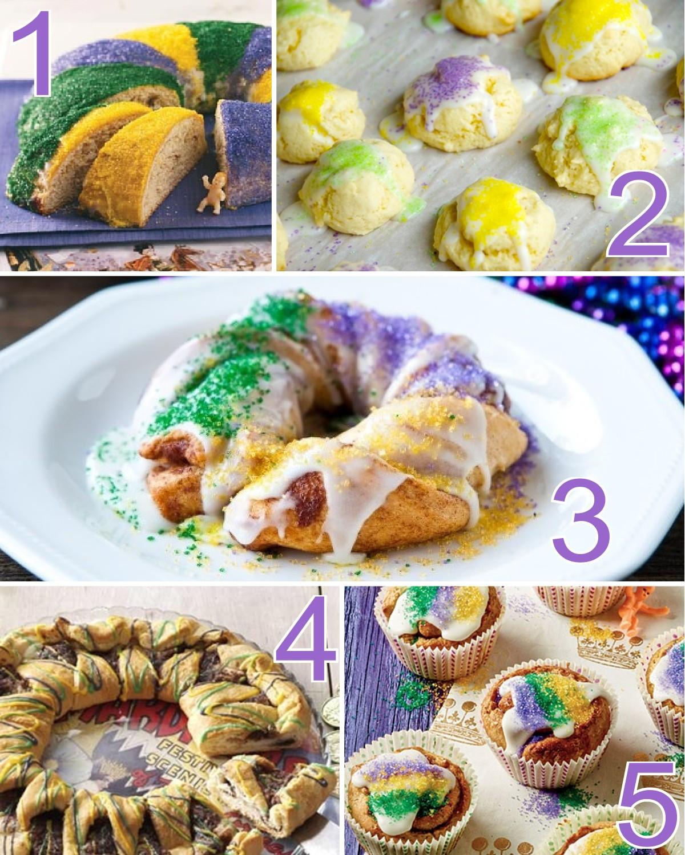 Mardi Gras Desserts  17 Deliciously Decadent Mardi Gras Dessert Recipes The
