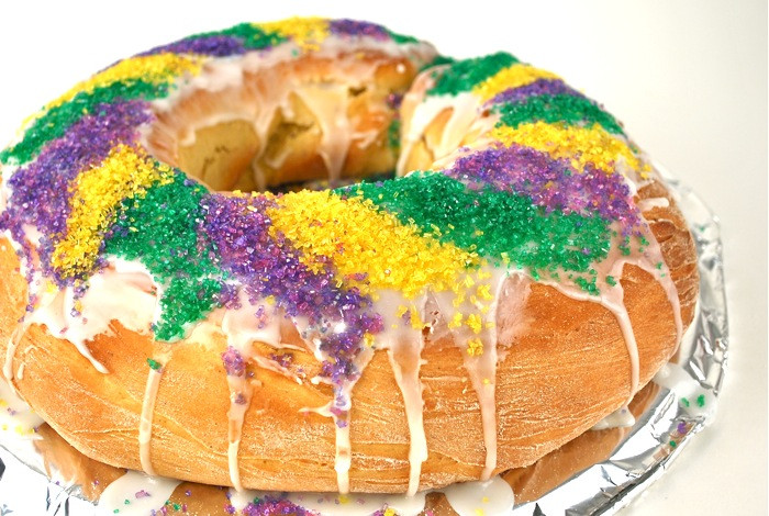 Mardi Gras Desserts  Cajun Delights Cajun Mardi Gras Desserts