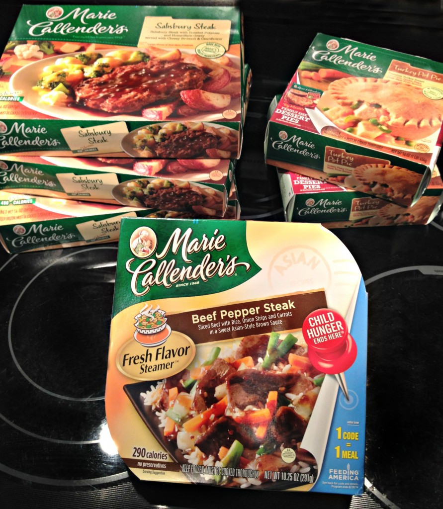 Marie Callender S Frozen Dinners  Marie Callender s to the Rescue Frugal Upstate