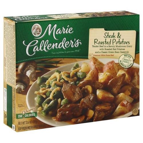 Marie Callender S Frozen Dinners  Marie Callenders