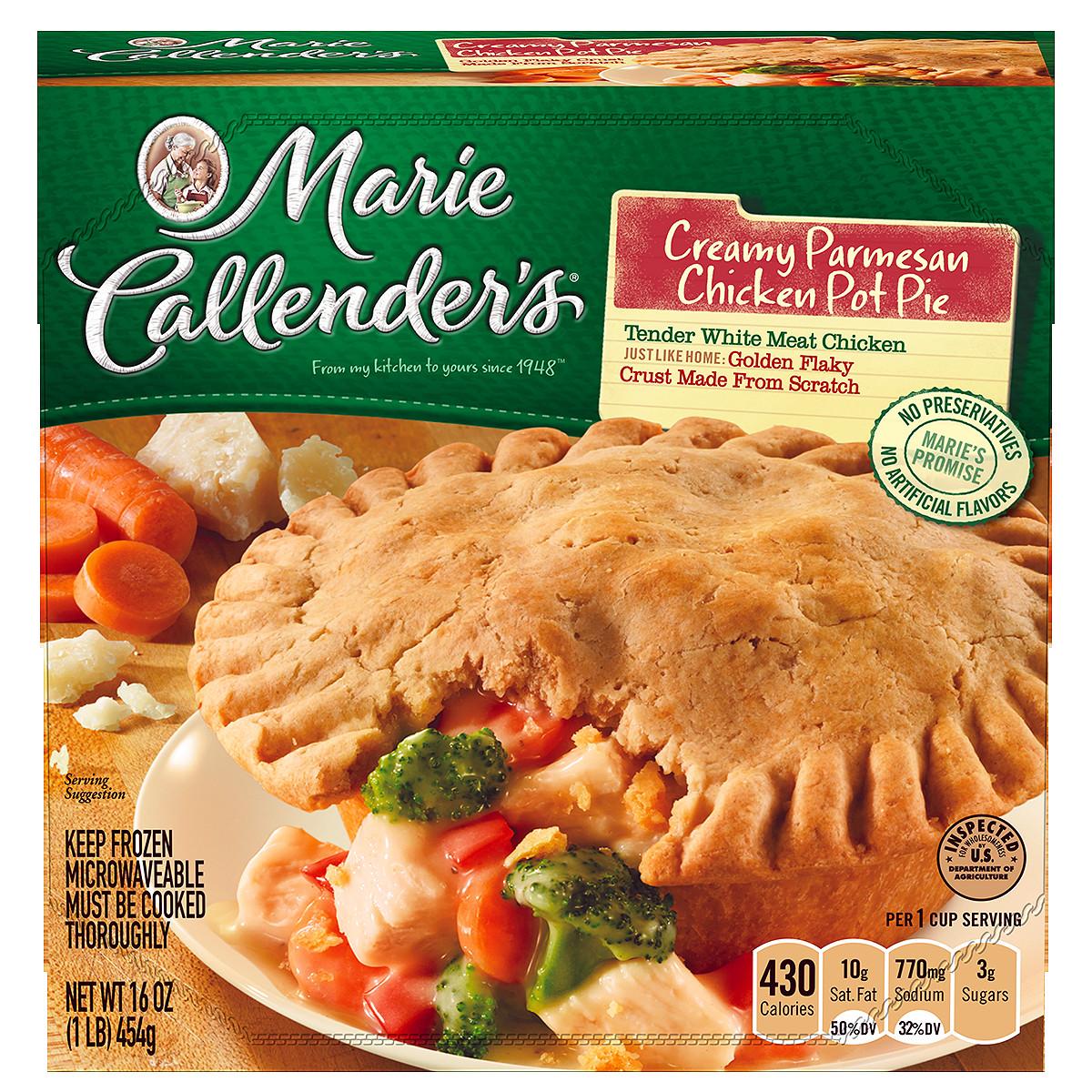 Marie Callender S Frozen Dinners  Marie Callender s Frozen Dinners Walmart