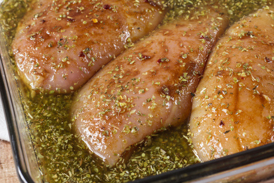 Marinades For Chicken  Delicious Grilled Chicken Marinade Recipe Genius Kitchen
