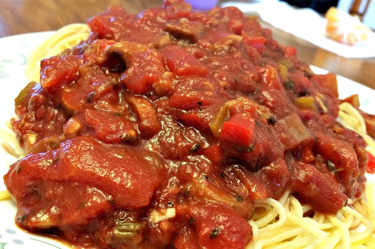Marinara Sauce Vs Spaghetti Sauce  marinara sauce vs spaghetti sauce