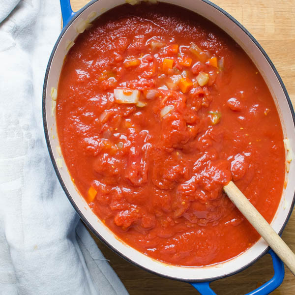 Marinara Sauce Vs Spaghetti Sauce  marinara sauce