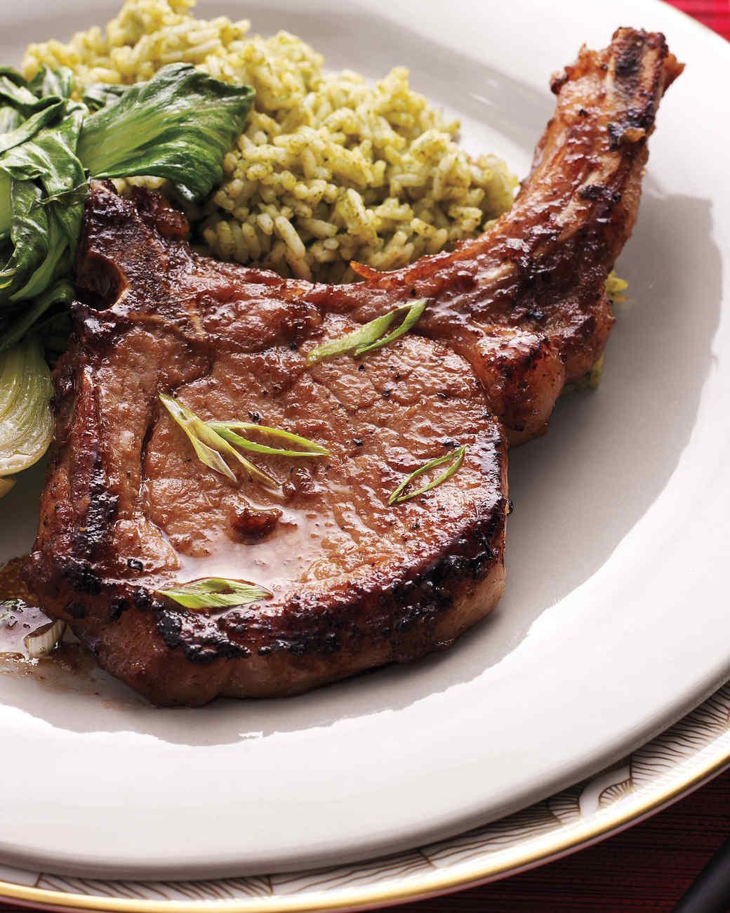 Marinate Pork Chops  The 10 Best Pork Marinade Recipes
