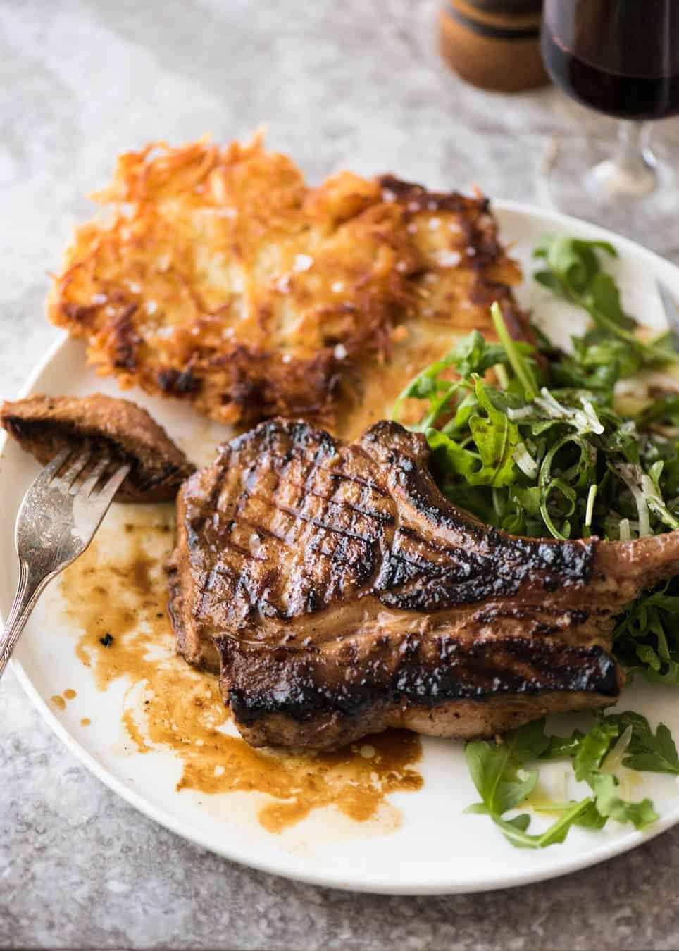 Marinate Pork Chops  A Great Marinade for Pork Chops