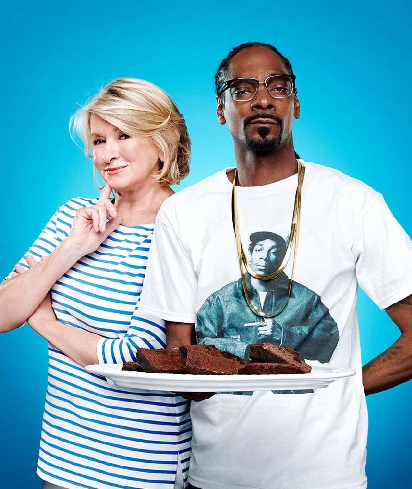Martha & Snoop'S Potluck Dinner Party  Martha & Snoop s Potluck Dinner Party Season 2 2018