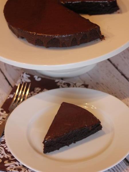 Martha Stewart Chocolate Cake  Martha Stewart s Lighter Chocolate Cake The Gluten Free