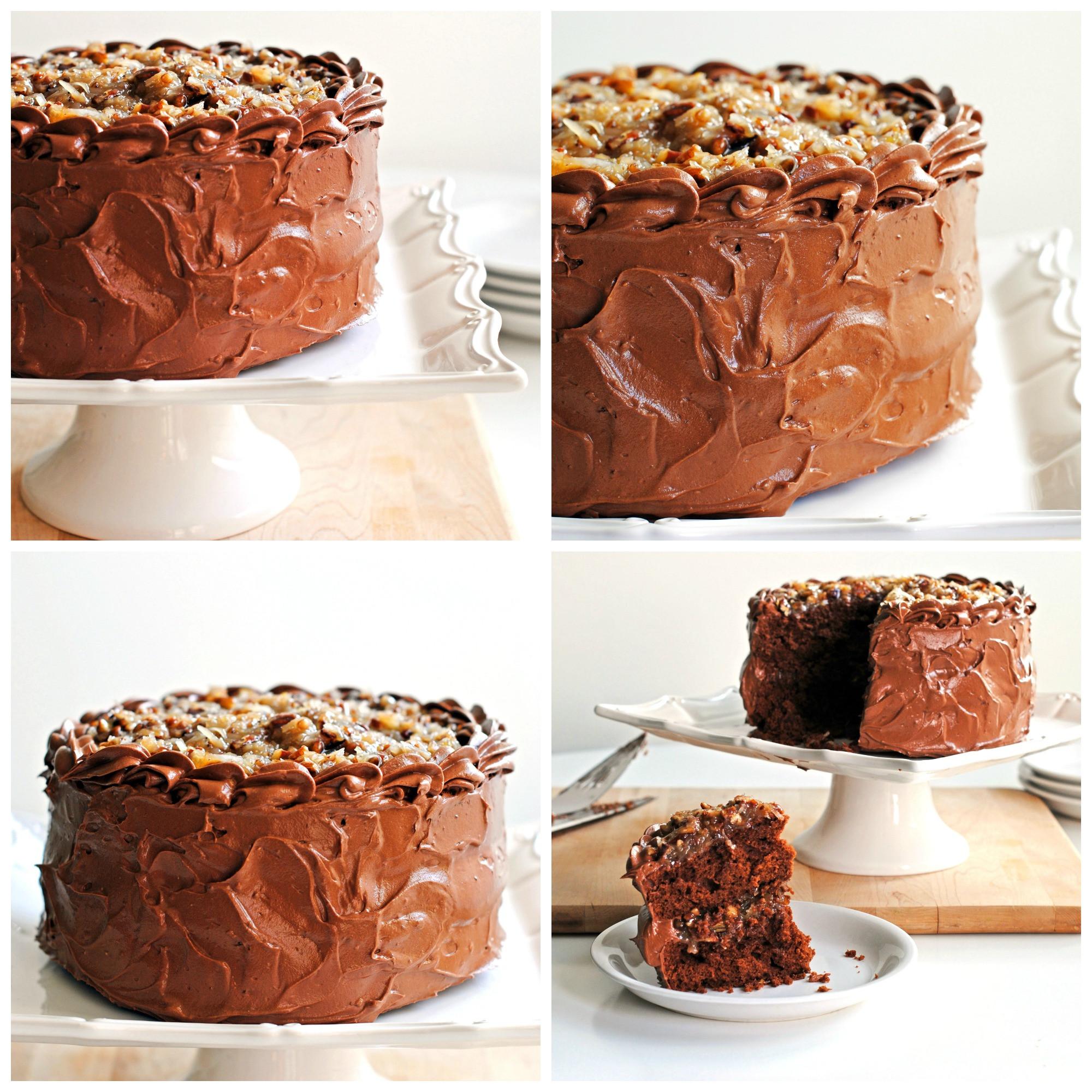 Martha Stewart Chocolate Cake  german chocolate cake martha stewart