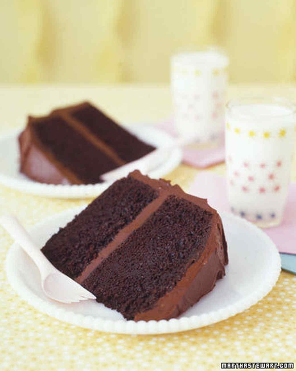 Martha Stewart Chocolate Cake  molten lava cake recipe martha stewart
