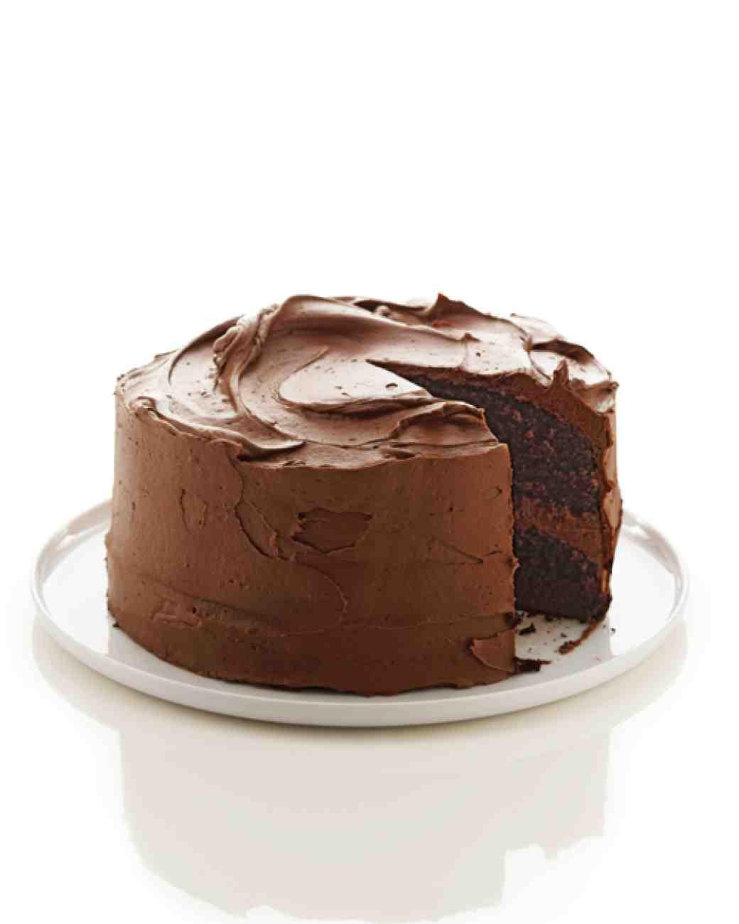 Martha Stewart Chocolate Cake  e Bowl Chocolate Cake Recipe