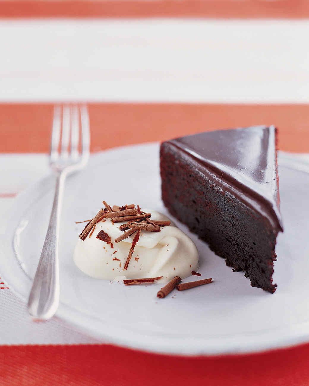 Martha Stewart Chocolate Cake  MARTHA STEWART CHOCOLATE CAKE Durmes Gumuna