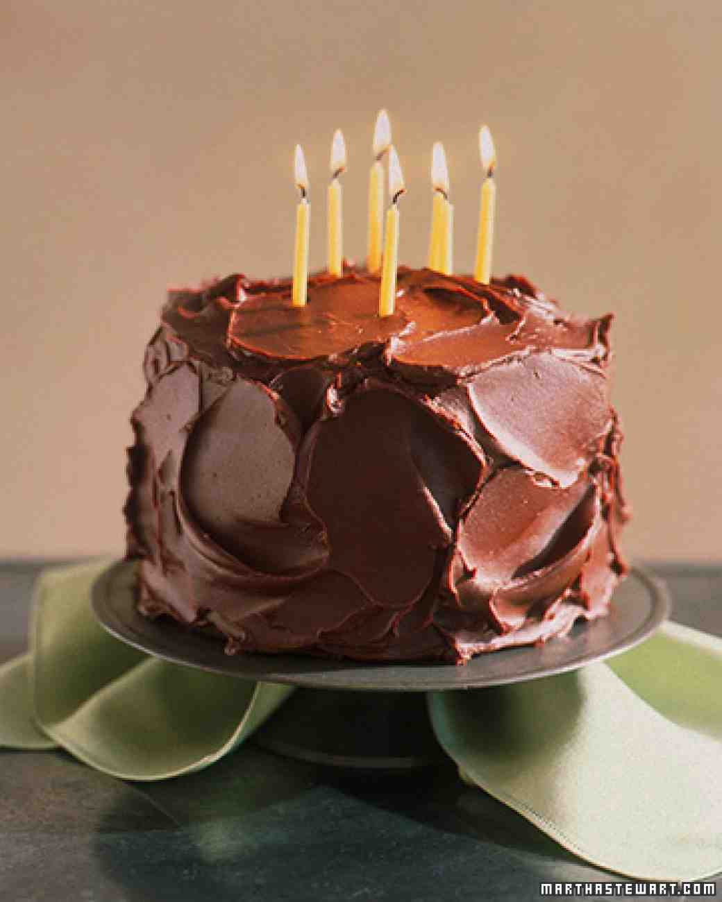 Martha Stewart Chocolate Cake  Moist Devil s Food Cake Recipe