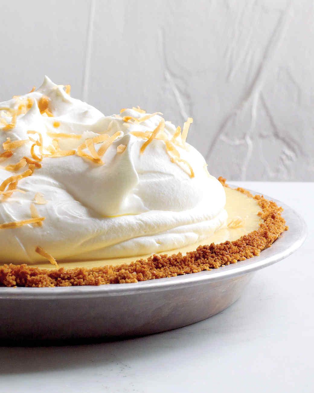 Martha Stewart Key Lime Pie  Coconut Key Lime Pie Recipe & Video