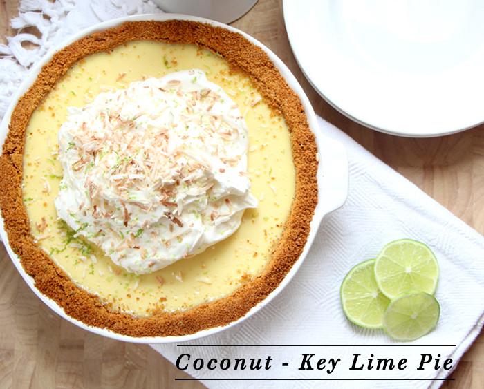 Martha Stewart Key Lime Pie  Coconut Key Lime Pie Recipe — Dishmaps