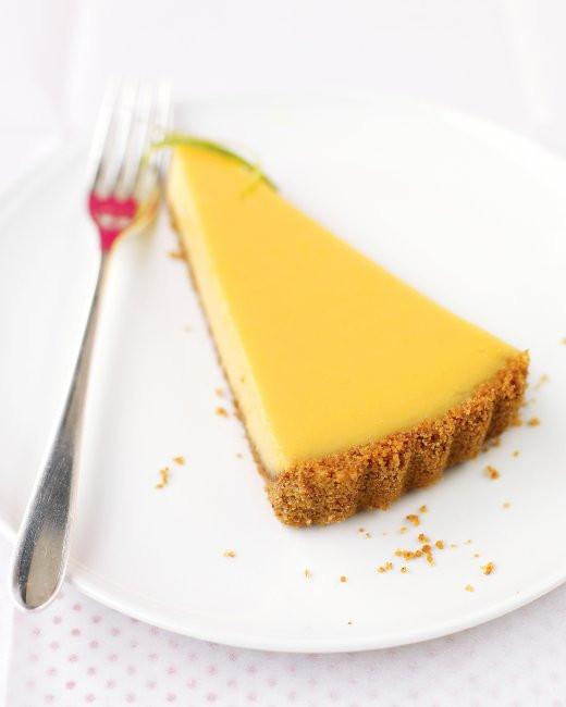 Martha Stewart Key Lime Pie  Key Lime Tart Recipe from Everyday Food April 2007