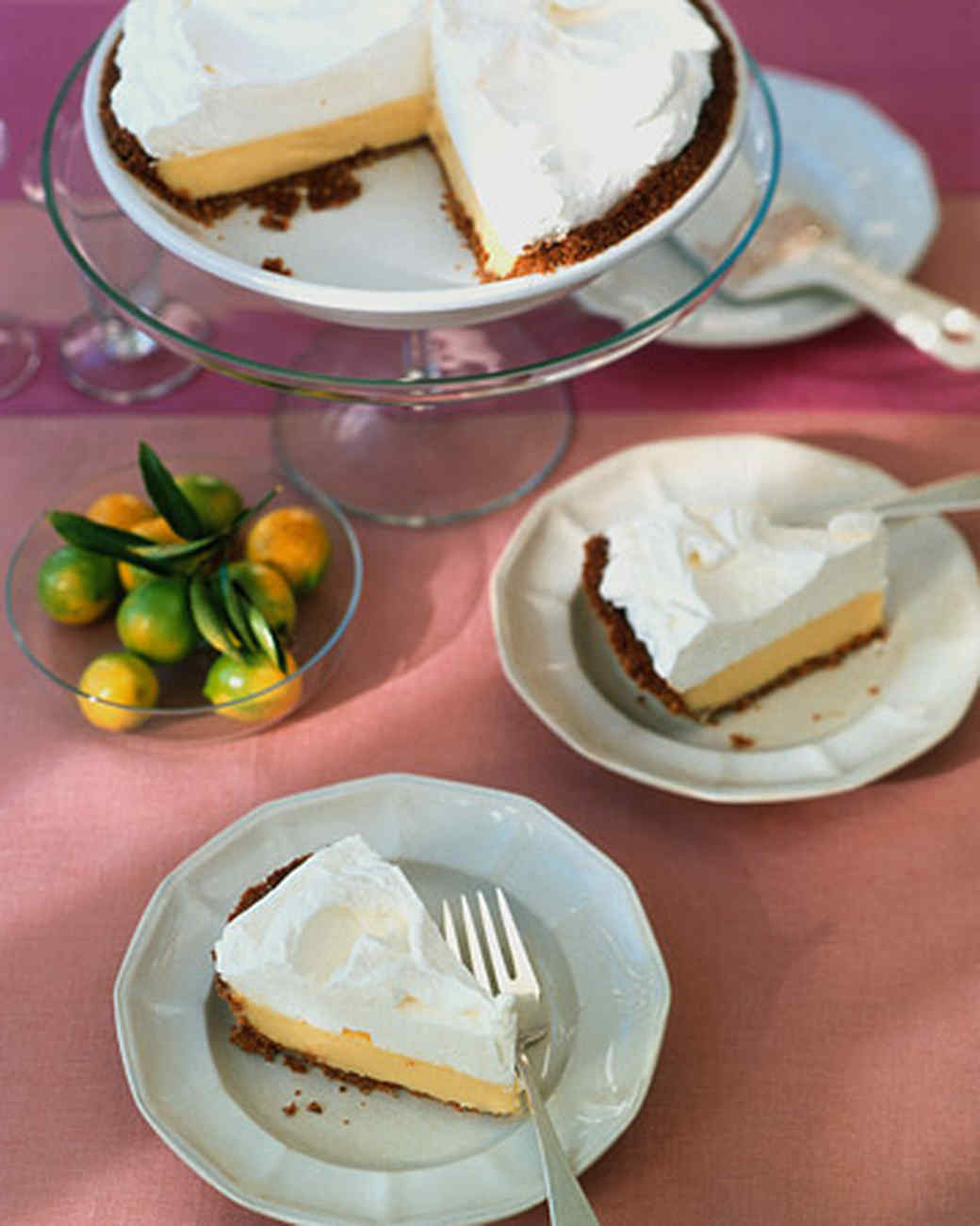 Martha Stewart Key Lime Pie  Key Lime Pie Recipe & Video