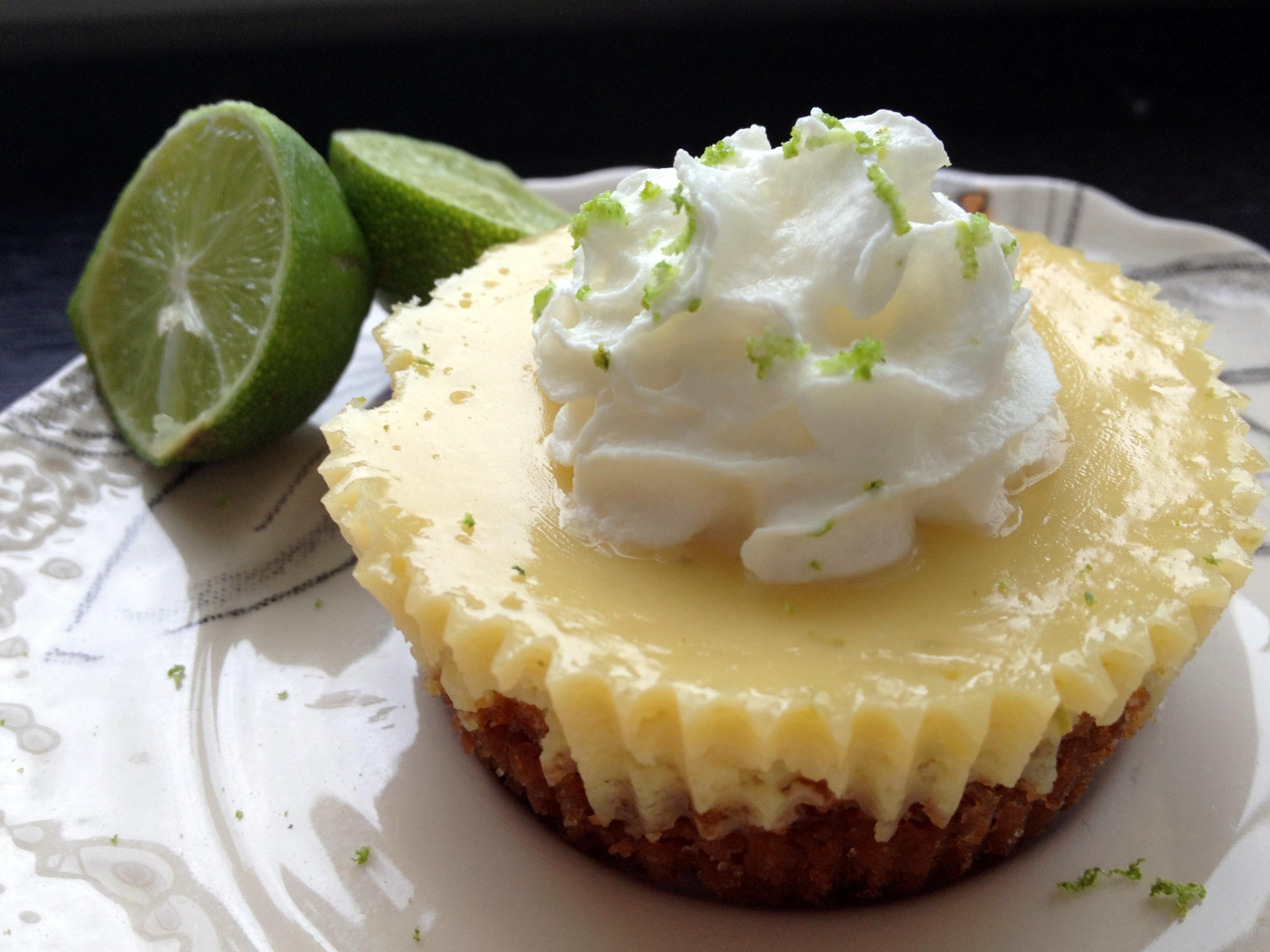 Martha Stewart Key Lime Pie  Mini Key Lime Pies