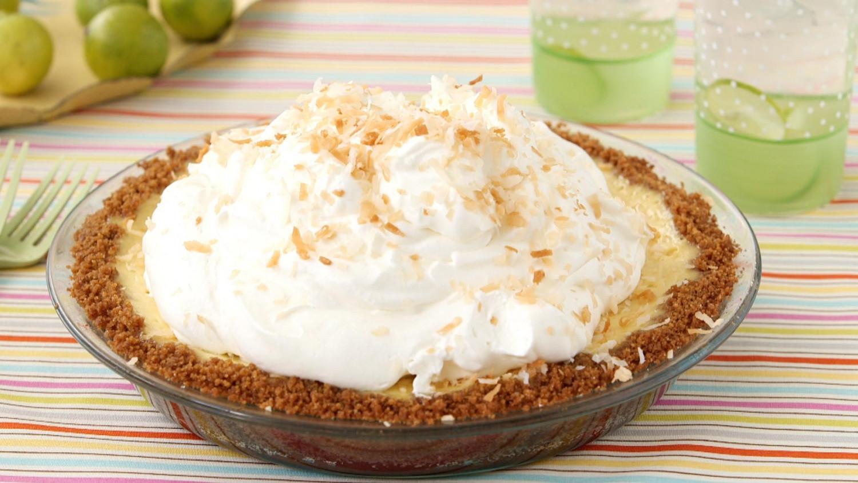 Martha Stewart Key Lime Pie  Coconut Key Lime Pie Video