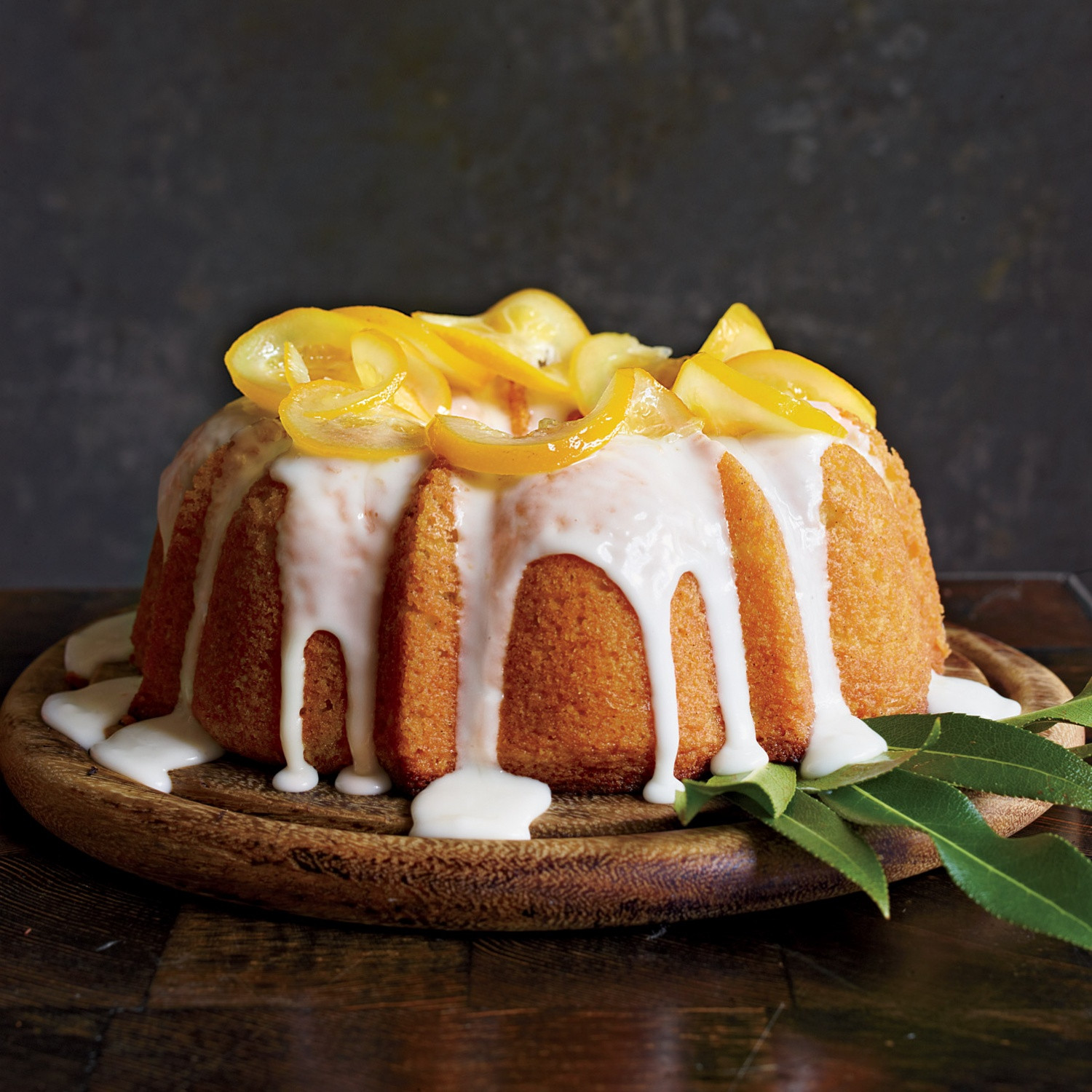 Martha Stewart Lemon Cake  Meyer Lemon Yogurt Cake Recipe from Whole Living
