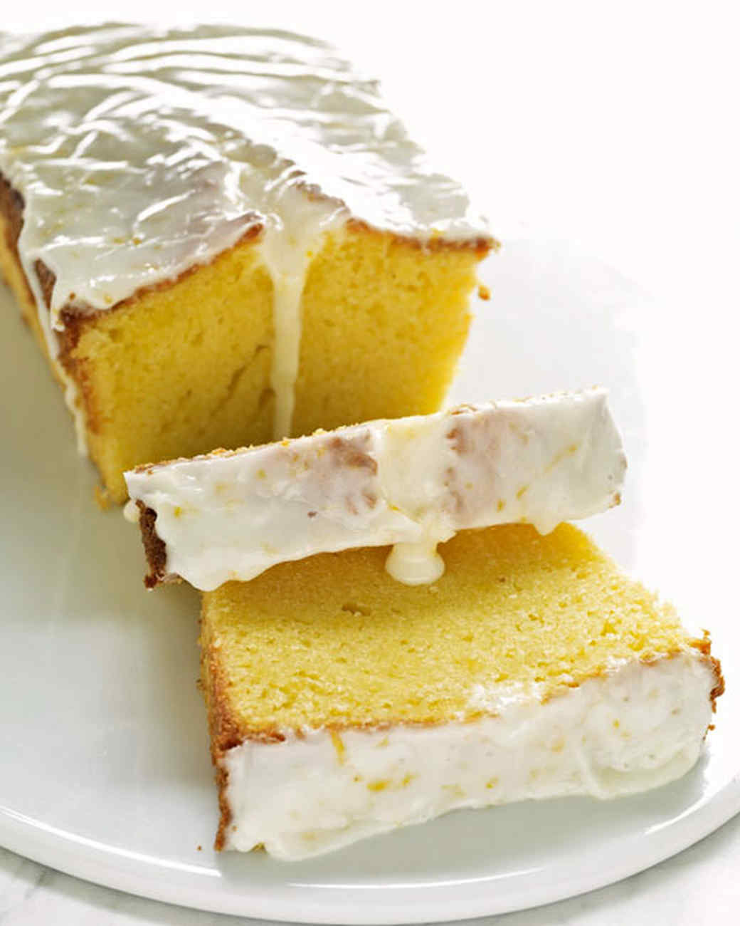 Martha Stewart Lemon Cake  glazed lemon pound cake martha stewart