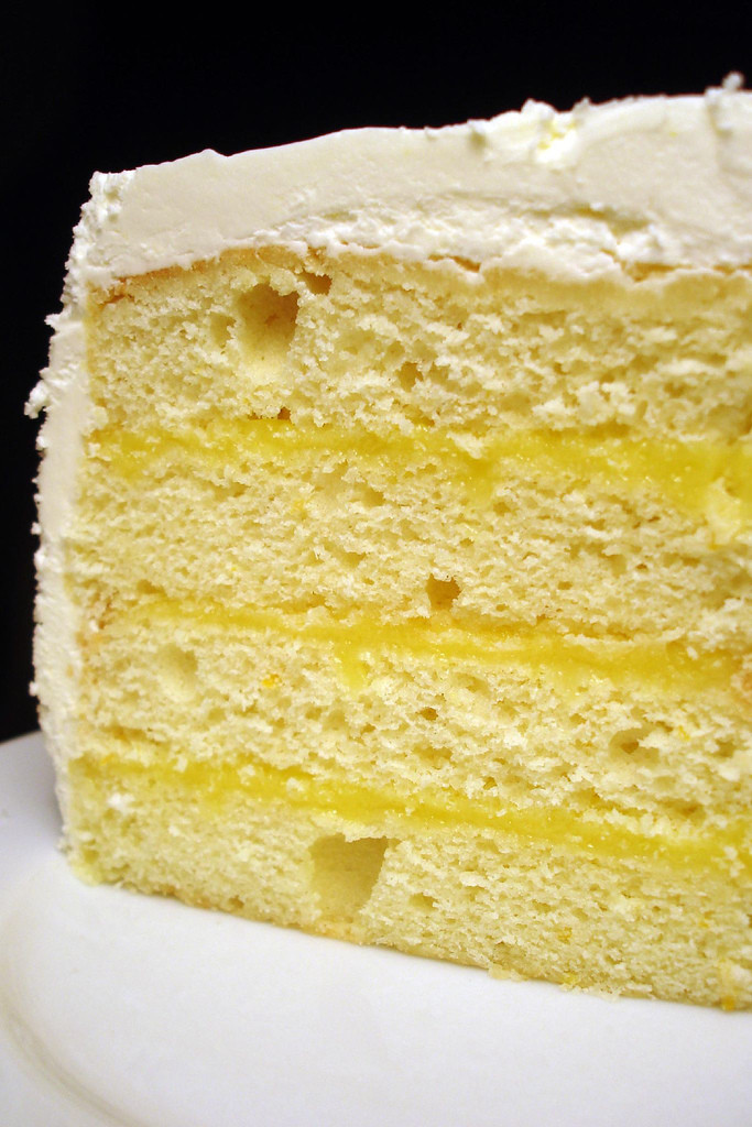Martha Stewart Lemon Cake  Food Librarian