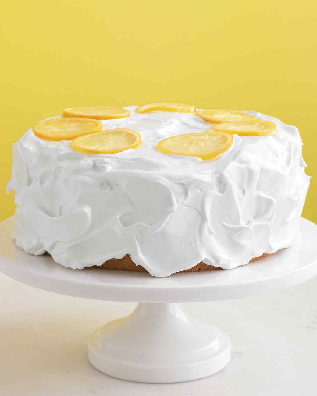 Martha Stewart Lemon Cake  Lemon Cake Recipe & Video