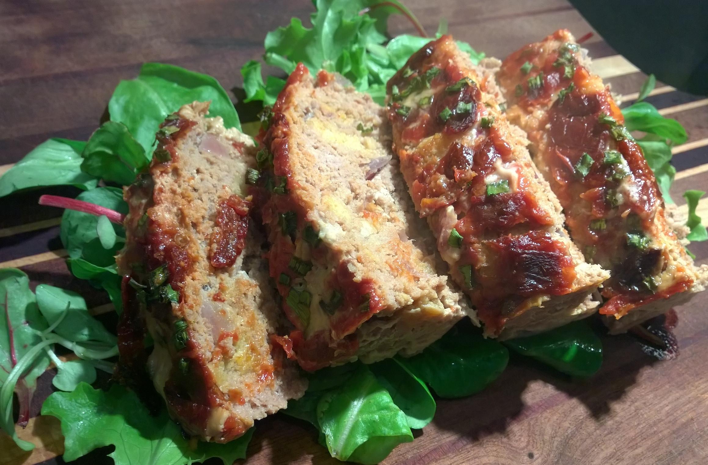 Martha Stewart Meatloaf  martha stewart meatloaf glaze
