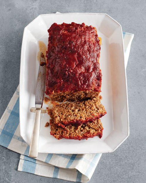 Martha Stewart Meatloaf  Classic Meatloaf Recipe — Dishmaps