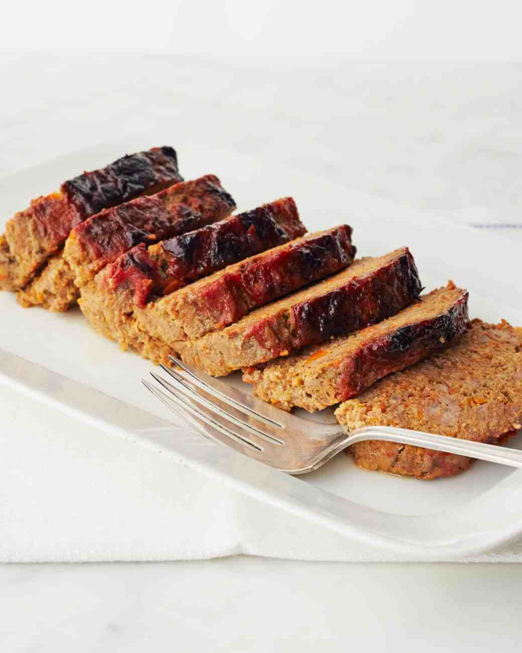 Martha Stewart Meatloaf  Meatloaf 101 With Mrs Kostyra Recipe — Dishmaps