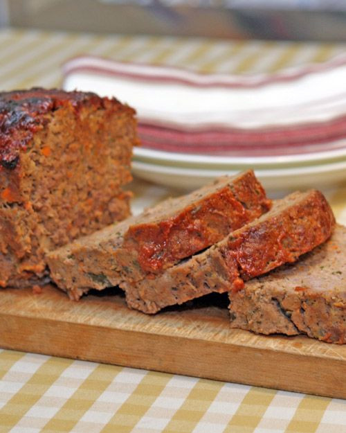 Martha Stewart Meatloaf  Meatloaf 101 Recipe