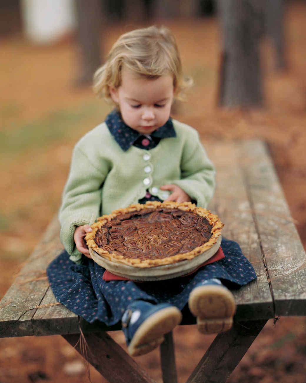 Martha Stewart Pecan Pie  Maple Bourbon Pecan Pie